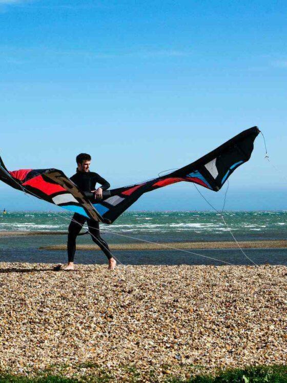 History of Kitesurfing